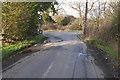 SU8671 : West End Lane near Bracknell by Alan Hunt