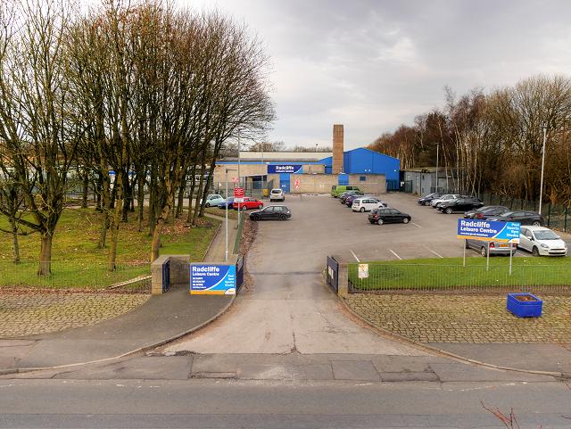 Radcliffe Leisure Centre David Dixon Geograph Britain And Ireland