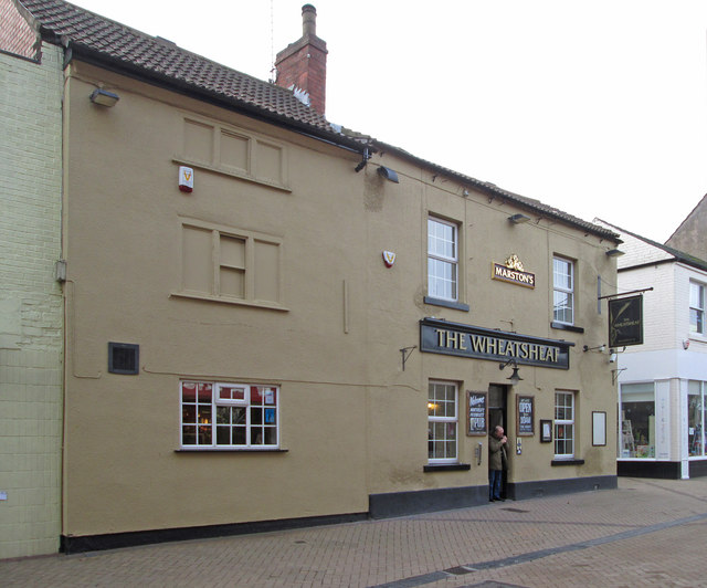 Mansfield - The Wheatsheaf