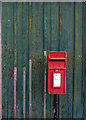 TA1650 : Postbox in Bewholme : Week 8