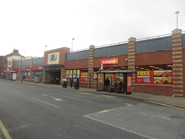 Park View Shopping Centre, Whitley Bay