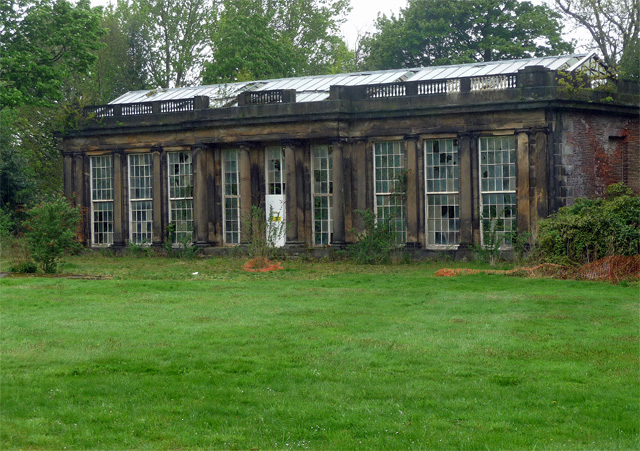 Camellia House Wentworth C Stephen Richards Geograph