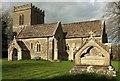 ST7758 : St John the Baptist, Hinton Charterhouse by Derek Harper