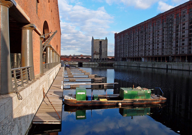Stanley Dock, Liverpool