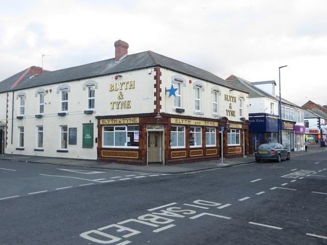 The Blyth And Tyne Hotel