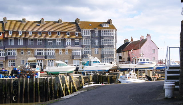 Pier Terrace in Westbay