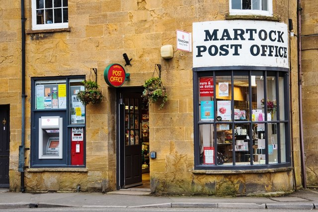 Martock Post Office
