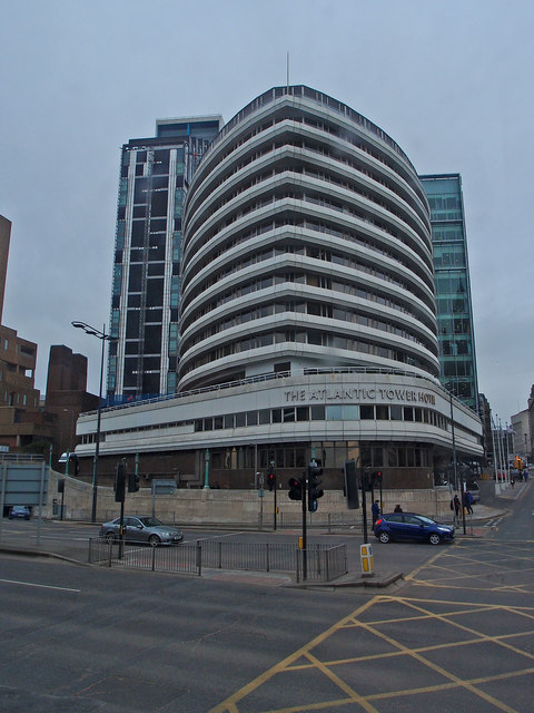 Atlantic Tower Hotel, Liverpool
