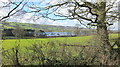ST5259 : Grazing pastures on the Northern shore of Blagdon Lake by Dr Duncan Pepper