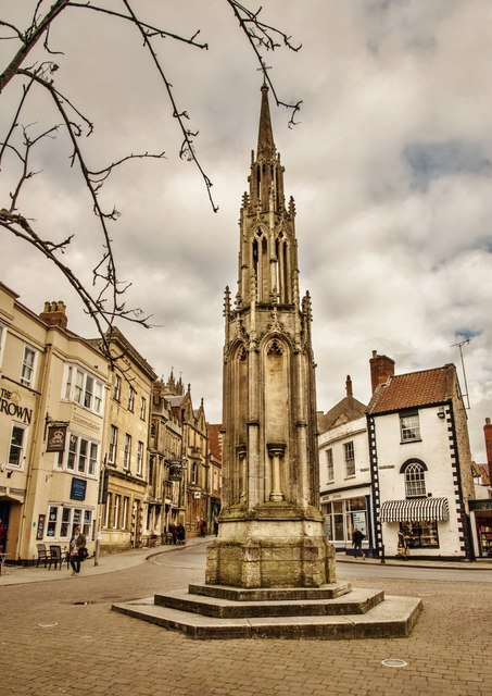 Glastonbury: Market Cross