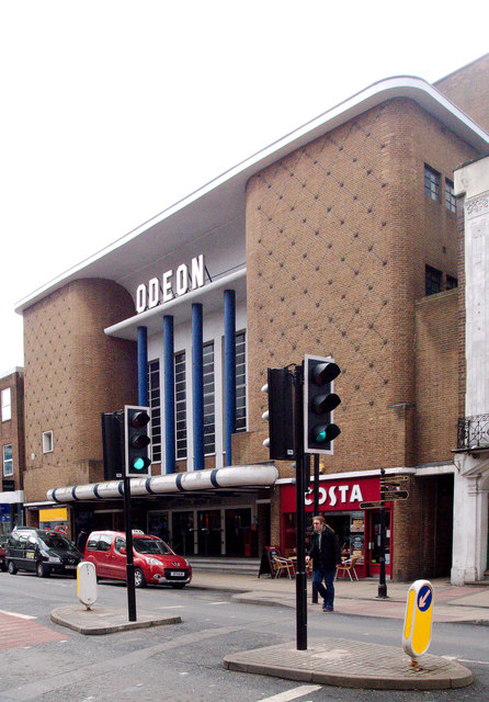 Odeon Cinema Worcester 92