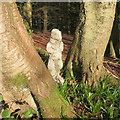 SU7592 : Small Plaster Animal by Des Blenkinsopp