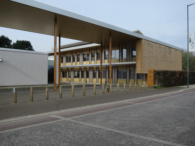 The Enterprise Centre, UEA