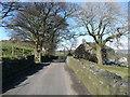 SE0321 : Bowood Lane at Bowood Farm, Sowerby by Humphrey Bolton