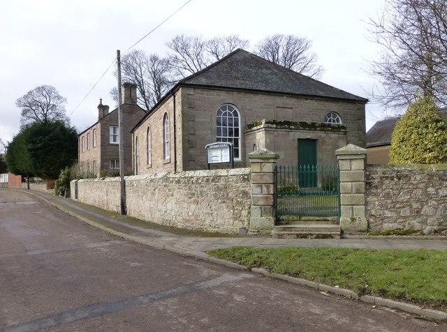 Primitive Methodist Chapel, Milfield