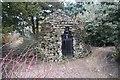 SK5461 : Garden Grotto by Bob Harvey