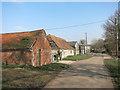 SP6609 : Westfield Farm by Des Blenkinsopp