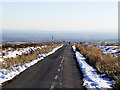 SD6514 : Winter Hill Transmitter Access Road (Rotary Way) by David Dixon