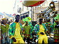 H4572 : Ghana Union Performers, St Patrick's Day 2016 by Kenneth  Allen