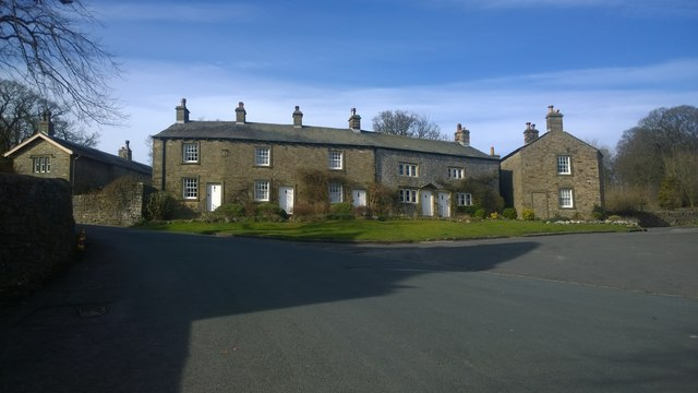 Cottages in Downham