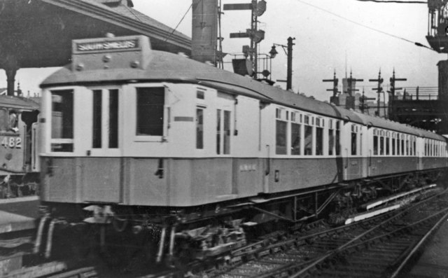 Tyneside Electric Trains