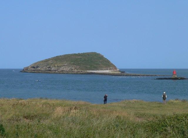 Ynys Seiriol/Puffin Island