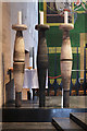 SP3379 : Monumental altar candlesticks, Coventry Cathedral by Julian Osley