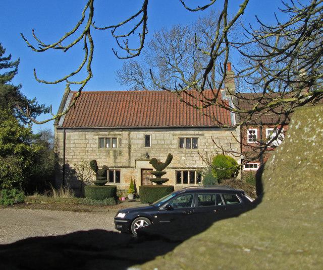 Skegby - Manor Farm house