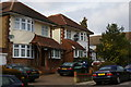 TQ2496 : Inter-war houses, Manor Road, Barnet by Christopher Hilton