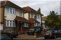 TQ2496 : Inter-war houses, Manor Road, Barnet by Christopher Hilton