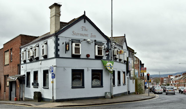 Former Stormont Inn, Belfast (March 2016)