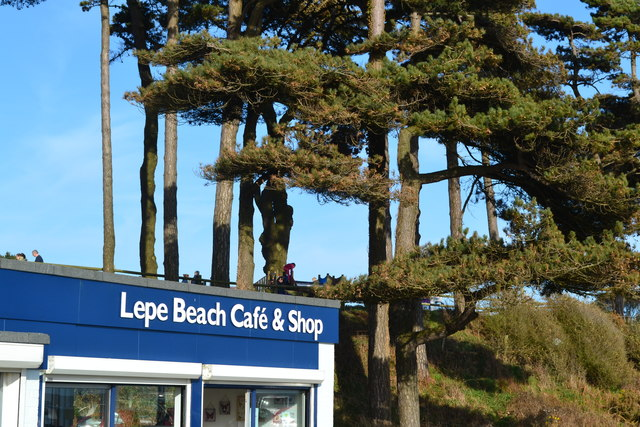 Lepe Beach Cafe Opening Hours