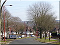 SP0178 : Tessall Lane approaching roundabout by Jeff Gogarty