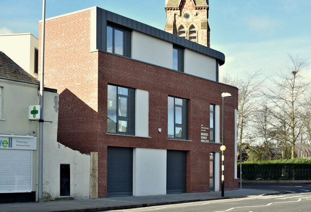 New Bryson Street Surgery, Belfast - March 2016(1)