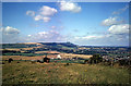 TQ2009 : View from Beeding Hill by Dylan Moore