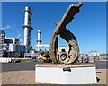 SK7653 : Power In Trust sculpture : Week 12