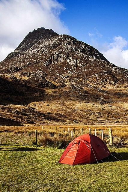Tryfan & Tent