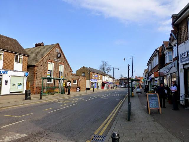Abbots Langley High Street