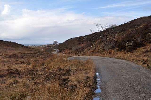 Road to Melvaig