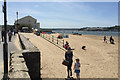 SS4730 : Ramp down to the sands off Marine Parade, Instow by Robin Stott