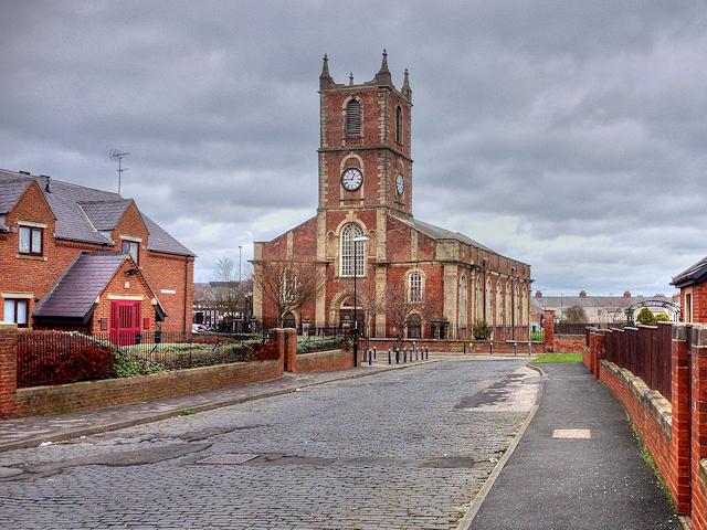 Church of Holy Trinity, Sunderland