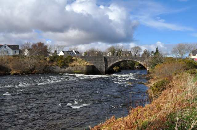 Bridge at Poolewe