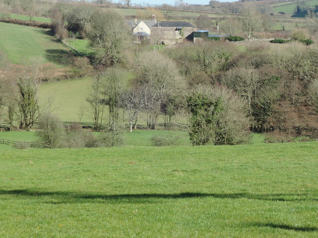 Yealmpton: towards Orchard Farm