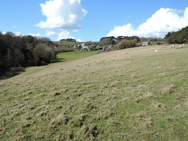 Holbeton: towards Mothecombe