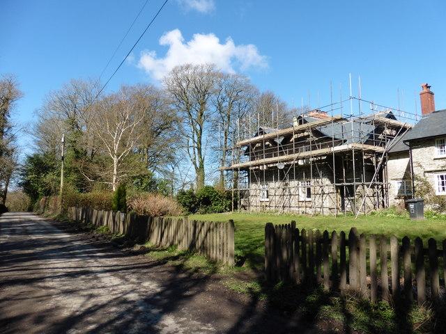 Refurbishment At New England Cottages Roger Cornfoot