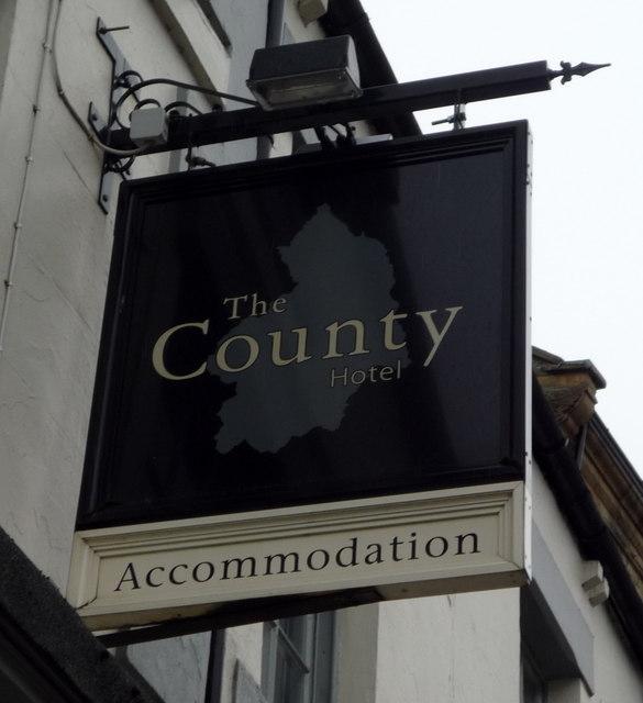 County Hotel Hexham Function Room