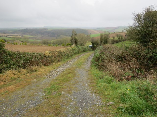 Farm trackway