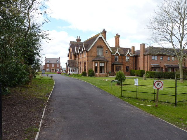 Newlands Care Home In Witney