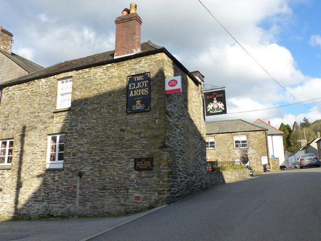 The Eliot Arms, St Germans, Cornwall