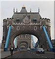 TQ3380 : Tower Bridge, London. : Week 14